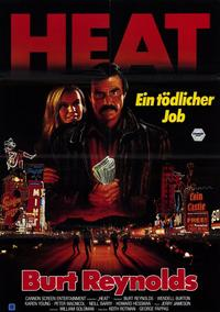 Heat - 11 x 17 Movie Poster - German Style A