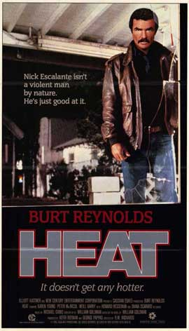 Heat - 11 x 17 Movie Poster - Style A
