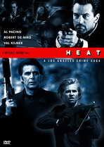 Heat - 11 x 17 Movie Poster - Style F