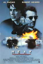 Heat - 27 x 40 Movie Poster - Spanish Style A