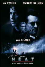 Heat - 27 x 40 Movie Poster - Style D