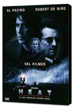 Heat - 27 x 40 Movie Poster - Style D - Museum Wrapped Canvas