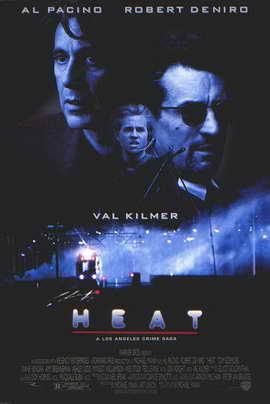 Heat - 11 x 17 Movie Poster - Style B