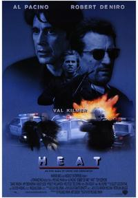 Heat - 43 x 62 Movie Poster - Bus Shelter Style A