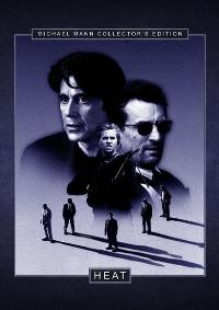 Heat - 27 x 40 Movie Poster - German Style A