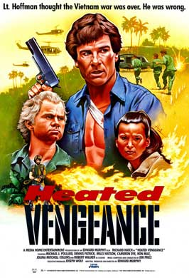 Heated Vengeance - 27 x 40 Movie Poster - Style A
