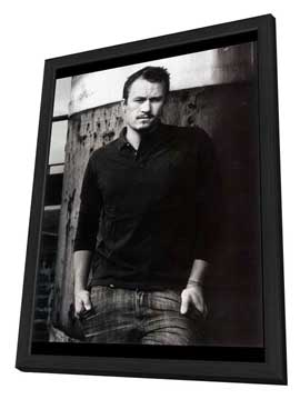 Heath Ledger - 11 x 17 Movie Poster - Style A - in Deluxe Wood Frame