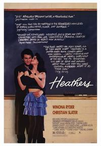 Heathers - 43 x 62 Movie Poster - Bus Shelter Style A