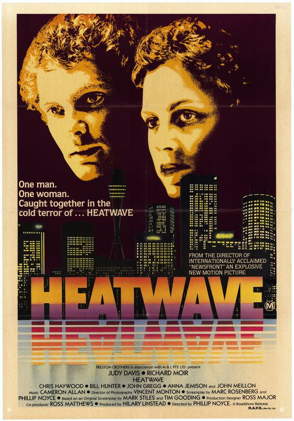 Heatwave Movie Posters From Movie Poster Shop