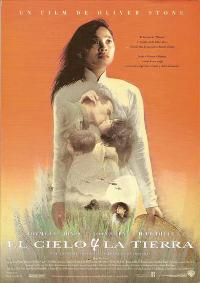 Heaven and Earth - 27 x 40 Movie Poster - Spanish Style A