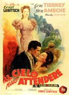 Heaven Can Wait - 11 x 17 Movie Poster - Italian Style A