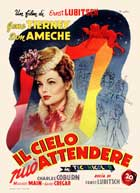 Heaven Can Wait - 11 x 17 Movie Poster - Italian Style B