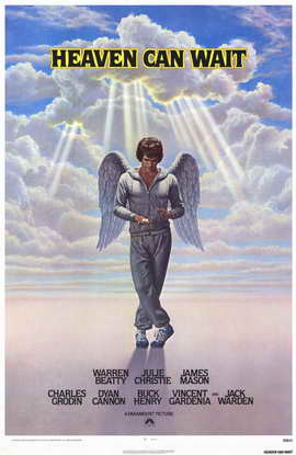 Heaven Can Wait - 11 x 17 Movie Poster - Style A