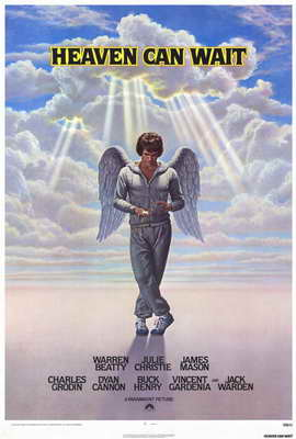 Heaven Can Wait - 27 x 40 Movie Poster - Style A