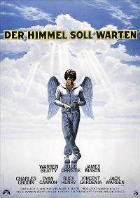 Heaven Can Wait - 11 x 17 Movie Poster - German Style A