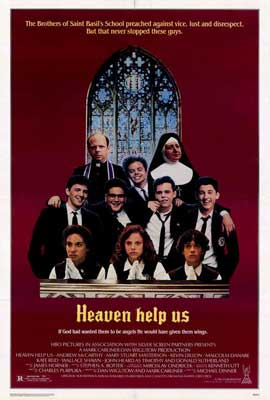 Heaven Help Us - 27 x 40 Movie Poster - Style A
