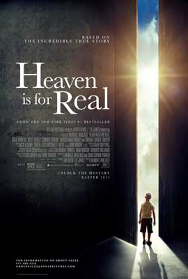 Heaven is for Real - 11 x 17 Movie Poster - Style A