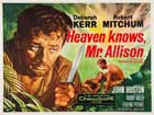 Heaven Knows, Mr. Allison - 30 x 40 Movie Poster UK - Style A