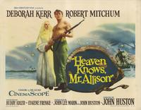 Heaven Knows, Mr. Allison - 11 x 14 Movie Poster - Style A