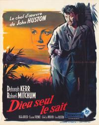 Heaven Knows, Mr. Allison - 11 x 17 Movie Poster - French Style A