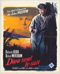 Heaven Knows, Mr. Allison - 47 x 62 Movie Poster - French Style A