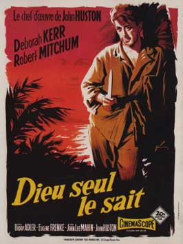 Heaven Knows, Mr. Allison - 11 x 17 Movie Poster - French Style B