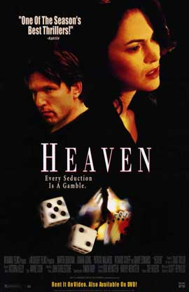 Heaven - 11 x 17 Movie Poster - Style A