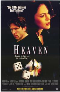 Heaven - 43 x 62 Movie Poster - Bus Shelter Style A
