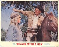 Heaven With a Gun - 11 x 14 Movie Poster - Style C