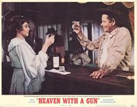 Heaven With a Gun - 11 x 14 Movie Poster - Style G