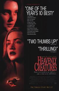 Heavenly Creatures - 11 x 17 Movie Poster - Style A