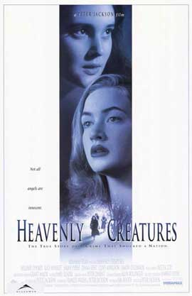 Heavenly Creatures - 11 x 17 Movie Poster - Style B