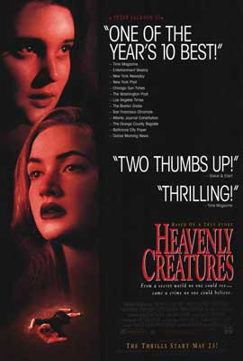 Heavenly Creatures - 27 x 40 Movie Poster - Style A