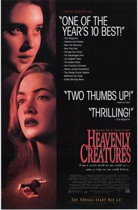 Heavenly Creatures - 43 x 62 Movie Poster - Bus Shelter Style A