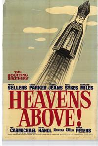 Heavens Above - 11 x 17 Movie Poster - Style A