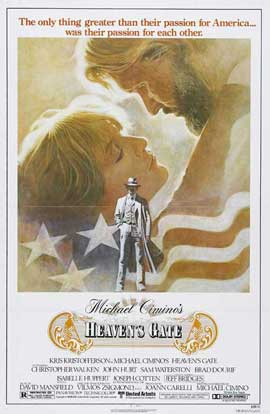 Heaven's Gate - 27 x 40 Movie Poster - Style A