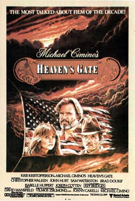 Heaven's Gate - 11 x 17 Movie Poster - Style C