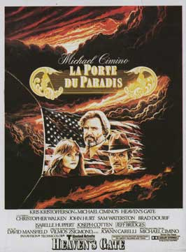 Heaven's Gate - 11 x 17 Movie Poster - French Style A