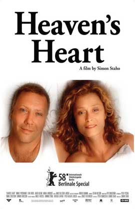 Heaven's Heart - 11 x 17 Movie Poster - Danish Style A