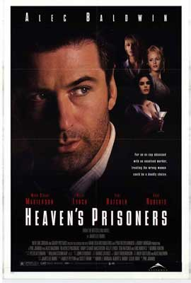 Heaven's Prisoners - 27 x 40 Movie Poster - Style B
