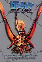 Heavy Metal - 27 x 40 Movie Poster - Style A
