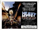 Heavy Metal - 11 x 17 Movie Poster - Style E