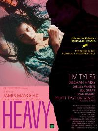 Heavy - 27 x 40 Movie Poster - French Style A