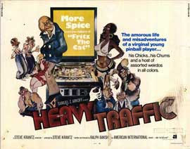 Heavy Traffic - 11 x 14 Movie Poster - Style A