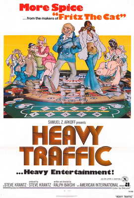 Heavy Traffic - 27 x 40 Movie Poster - Style A