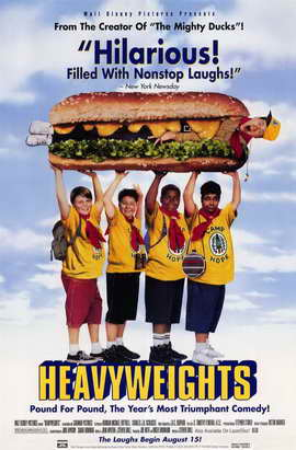 Heavyweights - 11 x 17 Movie Poster - Style A