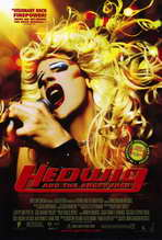 Hedwig and the Angry Inch - 27 x 40 Movie Poster - Style A