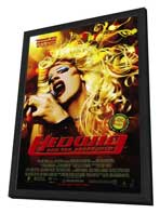 Hedwig and the Angry Inch - 27 x 40 Movie Poster - Style A - in Deluxe Wood Frame