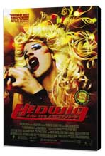 Hedwig and the Angry Inch - 27 x 40 Movie Poster - Style A - Museum Wrapped Canvas