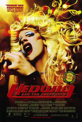 Hedwig and the Angry Inch - 27 x 40 Movie Poster